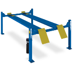 BendPak HDS-14LSX alignment lift