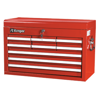 RTB-9D tool cabinet with top opening lid Ranger