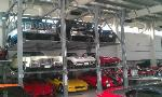 Quad Stacker Parking Lift Customer Photos of  auto stacker parking car lift PL-18000