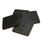 BendPak Anti-Vibration pads prevent needless wear and tear on your bendpak compressor and protect your shop floor
