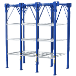 Quad Stacker Parking Lift PL-18000