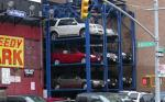 Quad Stacker Parking Lift Platform