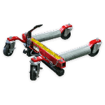 Hydraulic car dollies and vehicle positioning jacks GoCart