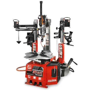 R80DTXF Ranger Variable Speed Tire Changer