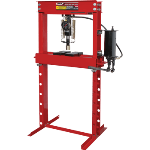 RP-20HD heavy-duty 20-ton shop press Ranger