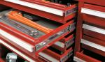tool storage drawer channels RTB-8DT