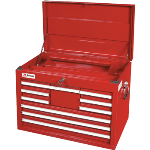 RTB-10D tool storage cabinet with top opening lid Ranger