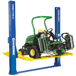 BendPak XPR-7TRF two-post turf lift