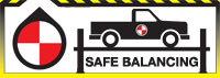 Safe balancing for BendPak car lifts