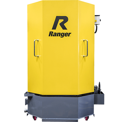Ranger RS-50-D professional spray wash cabinet