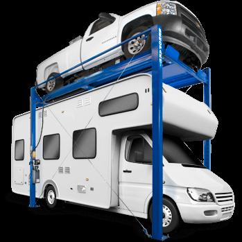 Bendpak 4 Post Car Lifts Home Garage Lifts Best 4 Post Parking