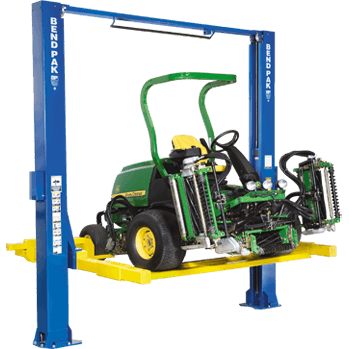 BendPak XPR-7TR two-post turf lift
