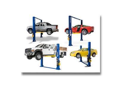 BendPak Car Lifts - 2 Post Lift - 4 Post Hoist - Garage