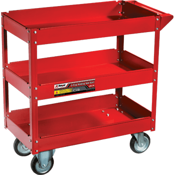 RCD-3TR 3-tray rolling tool cart Ranger