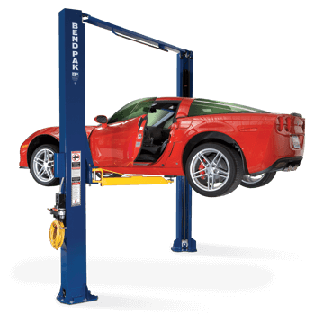BendPak XPR-10AS Two-Post Lift