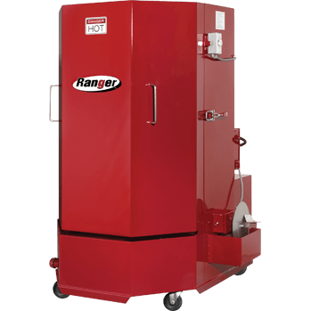 Ranger RS-500 professional spray wash cabinet