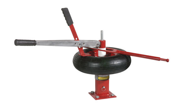 Ranger RWS-2TC mini tire changer for small diameter tires