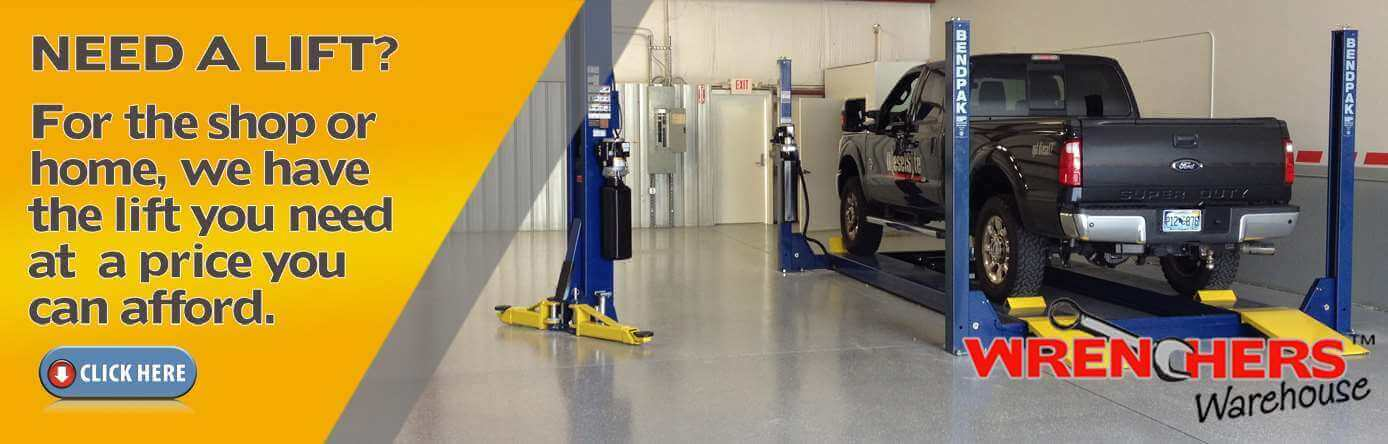 Car Lifts - CLICK HERE