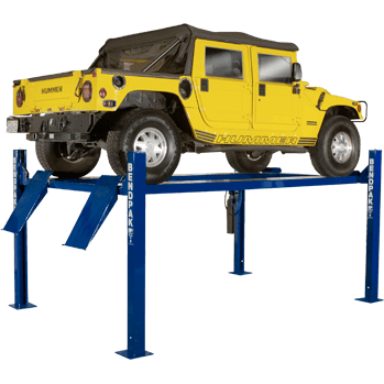 HD-9 wide four post lift BendPak