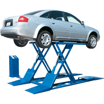 BendPak SP-7X scissor lift